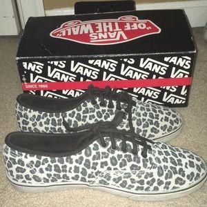 Authentic Lo Pro Vans
